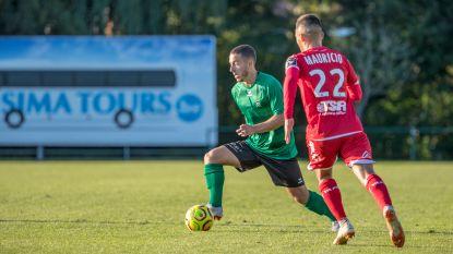 Kylian Hazard debuteert met enkele goeie acties