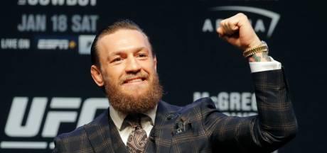 UFC-baas: 'McGregor moet winnaar Nurmagomedov-Gaethje uitdagen'