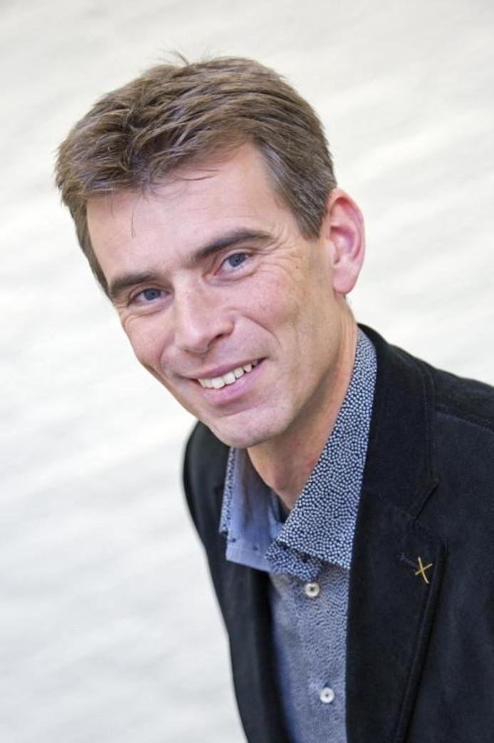 Joost van Gaal. foto Toon Hendriksen.