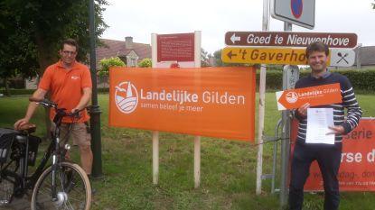 Landelijke Gilde stippelt coronaveilige fietsfotozoektocht uit