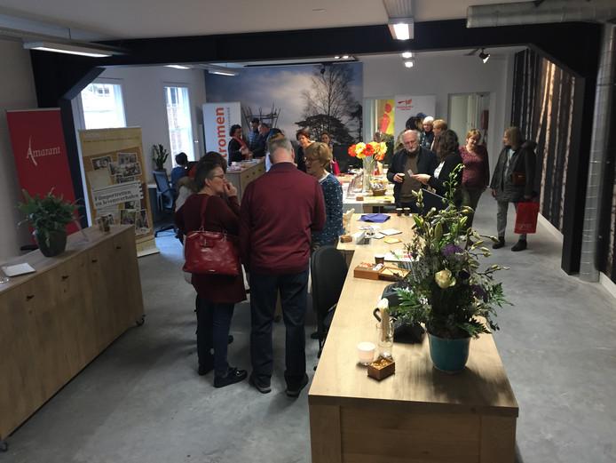 Vrijdag geopend en zaterdag open dag: het bezoekerscentrum annex ondernemershuis in Hilvarenbeek