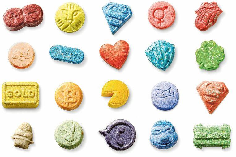 Het 'bedrijf' leverde wereldwijd xtc-pillen en andere drugs. (Archiefbeeld)