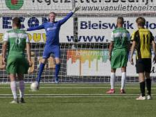 Drie penalty's helpen Baronie langs negental TOGB, Halsteren blameert zich in Zuid-Limburg