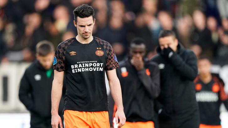'Ik denk dat veel PSV'ers blij zijn dat het even rust is'