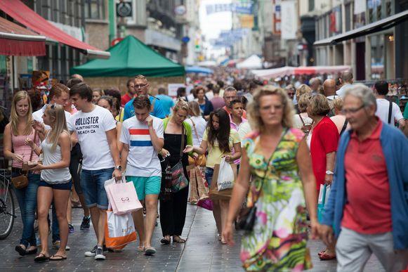 Archieffoto Kapellestraat