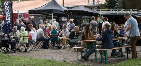 Organisatie haalt Foodwall 2019 Zutphen van het menu