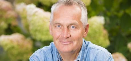 André Wassink levert zijn vrijheid met plezier weer in