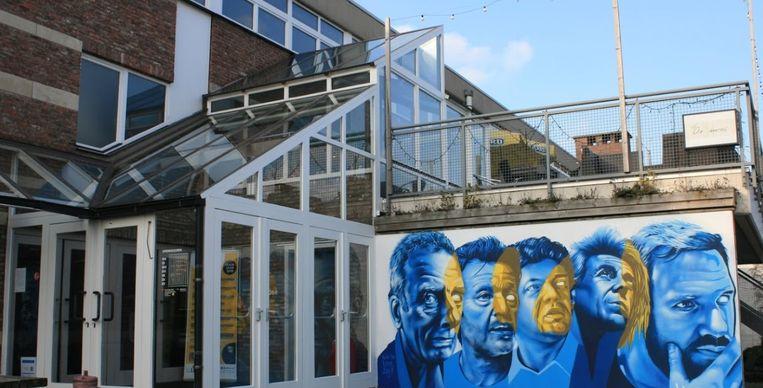 Cultureel Centrum De Witte Merel aan de Liersesteenweg in Lint.