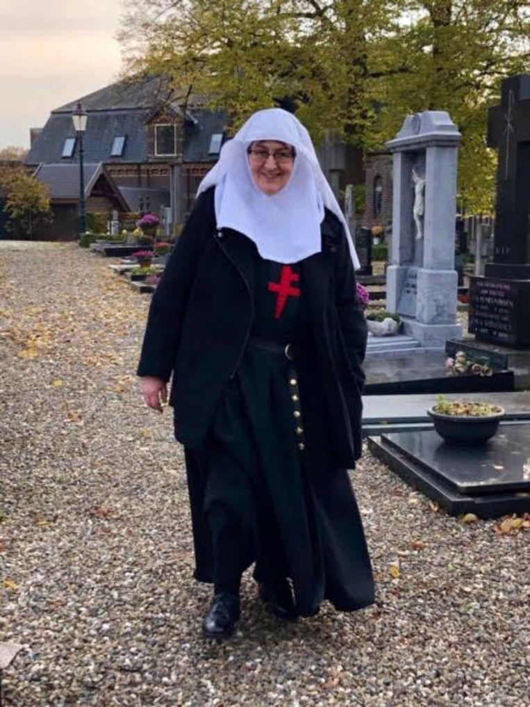 Zuster Johanna Beeld