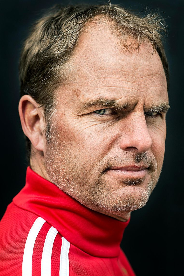 Frank de Boer Beeld Guus Dubbelman