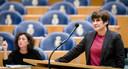 Lilianne Ploumen (PvdA) steunde de motie van wantrouwen tegen Bijleveld, maar ondertekende in 2015 als minister zelf ook de brief met de leugen erin