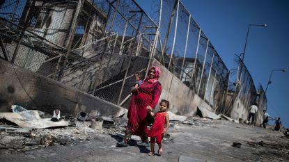 """""""Europa moet vluchtelingen uit Moria opvangen"""""""