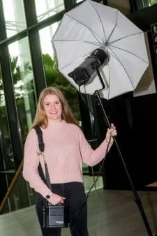 Noëlle ziet toekomst als fotograaf wel zitten: 'Zeker op vakantie maak ik graag foto's'