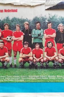 Toen Rheden 'de beste ploeg van Nederland' was, maar IJsselmeervogels Jaan de Graaf had