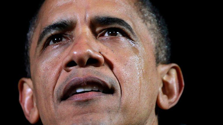 Barack Obama Beeld REUTERS