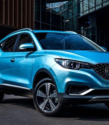 Elektrische SUV van MG nog dit jaar te koop voor minder dan 40.000 euro