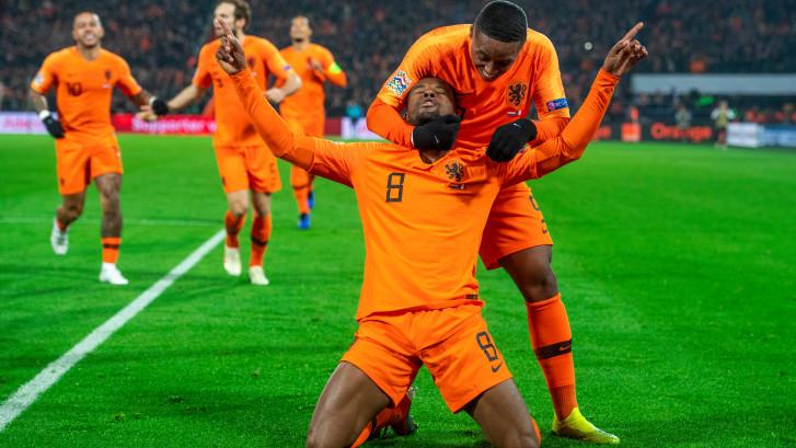 Oranje boekt schitterende overwinning op wereldkampioen Frankrijk