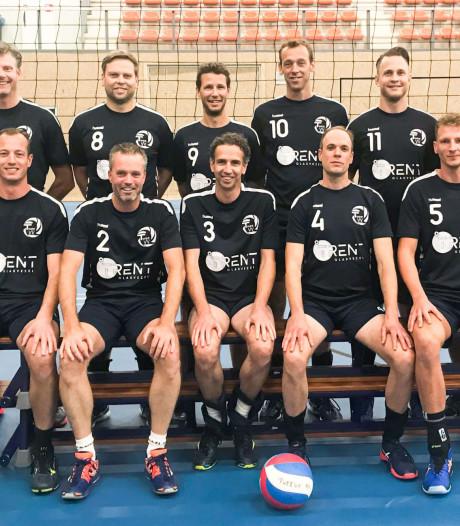 Volleyballers Tweevv maken zich op voor avontuur in derde divisie