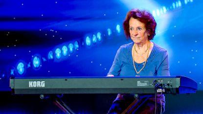 Nicole Bonduelle (84) in Belgium's Got Talent, twee kleinzonen schreven haar in