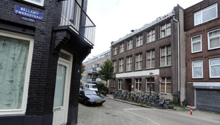 De El Tawheed moskee in Amsterdam. Foto ANP Beeld