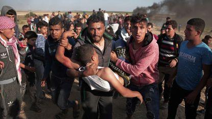 """Opnieuw tientallen gewonden na onrust bij grens tussen Gaza en Israël, Erdogan veroordeelt """"moordpartij"""""""