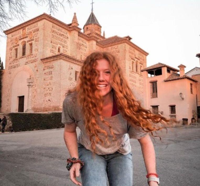 Imogen Blow in Granada.