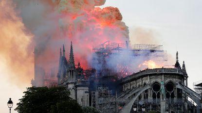 Van Meunier over Ribéry tot Nadal: ook de sportwereld reageert gechoqueerd op de brand van de Notre-Dame