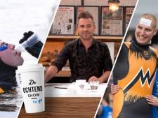 Morgen in De Ochtend Show to go: alles over de Elfstedenzwemtocht van Maarten van der Weijden