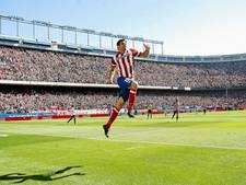 Diego Costa keert terug bij Atlético Madrid