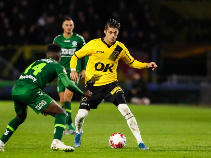 NAC heeft linksback Noblejas terug voor FC Den Bosch