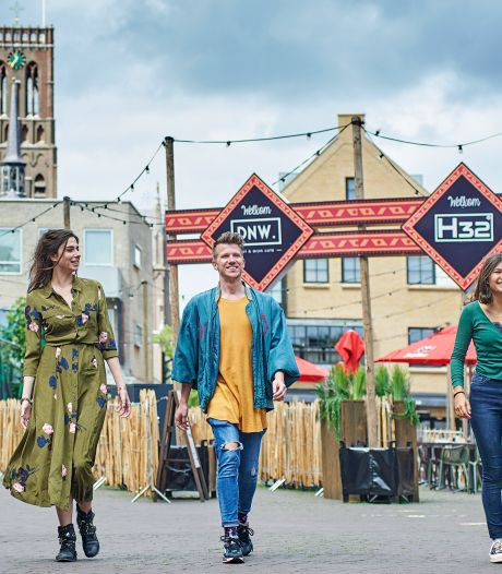 Cultuurklunen krijgt tijdens eerste editie direct een kindermiddag in Jan Cunenpark Oss
