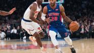 Play-off-affiches NBA bekend: Detroit pakt laatste ticket voor eindstrijd