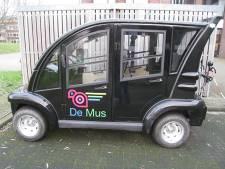 Drie nieuwe Mussen voor seniorenvervoer in Midden-Delfland