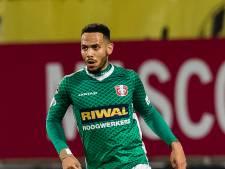 Gorcumer Dwayne Green na debuut bij FC Dordt: 'Dit smaakt naar meer'