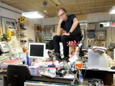 Ron Jagers blaast 'pop-up coffeeshop' af