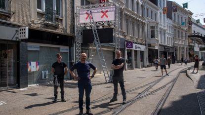 Portieken en Gentse neuzen wijzen klanten de weg: handelaars klaar voor heropening