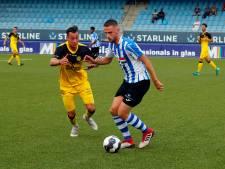 Proefspeler Lopes schiet FC Eindhoven langs Jong NAC
