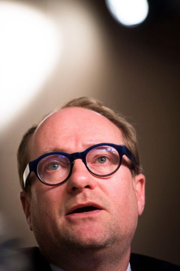 Minister van Mobiliteit en Openbare Werken Ben Weyts (N-VA).