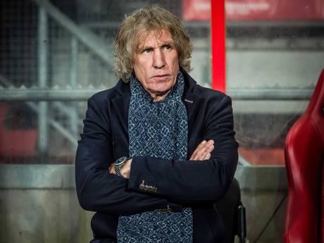Verbeek woest op Liendl: 'Dan val je buiten de boot'