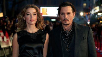 """Johnny Depp geeft ex-vrouw Amber Heard de schuld van afgesneden vinger, in 'strijd om zijn carrière': """"Haar blauwe plekken waren make-up"""""""