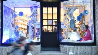 Winterwarmte maakte Oudenaardse winkelcentrum drie dagen gezellig druk