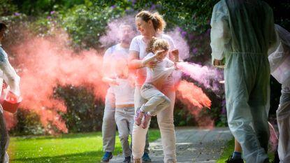 IN BEELD: Eerste Dommelhof Fun Run lokt bijna 300 deelnemers