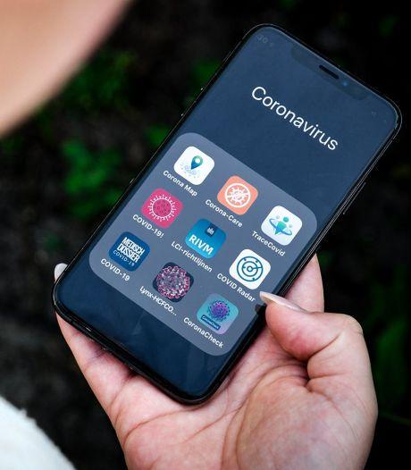 Corona-app bijna klaar, test start in Twente met nepbesmettingen