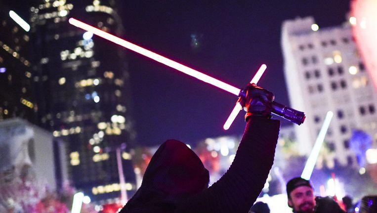 Star Wars-films zullen beschikbaar zijn op Netflix. Beeld anp