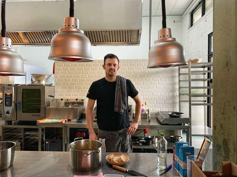 Stéphane Brandelet is chef bij Madtiger Bar & Resto