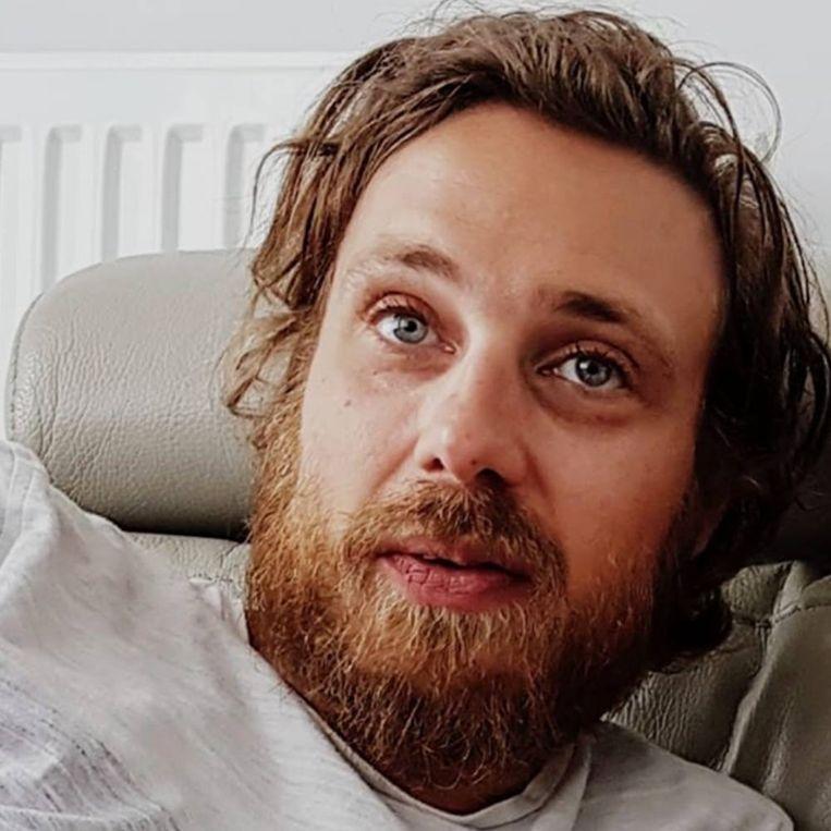 Wout Christiaens werd 36 jaar.