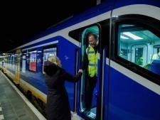 Machinist straks overbodig? NS test met succes zelfrijdende trein op Hanzelijn