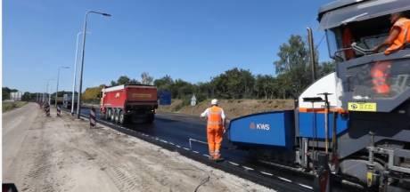 N342 kan met 'oud asfalt' jaren vooruit