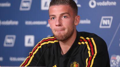 """Alderweireld verwacht """"lastige wedstrijd"""" in IJsland: """"Ze hadden een offday tegen Zwitserland"""""""