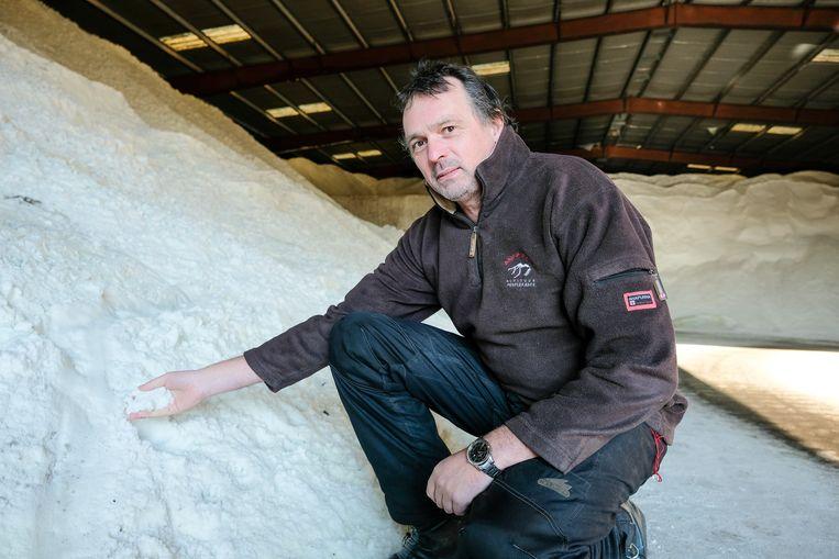 Chris Boeykens, technisch directeur van ESCO in Diegem.